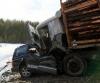 На трассе М-8 в аварии погиб человек