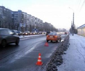 В Архангельске сбили женщину, она впала в кому