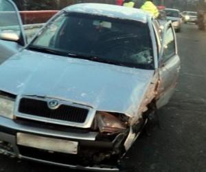 5 человек пострадали по вине пьяного водителя