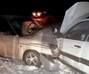 В Архангельской области в аварии пострадали 5 человек