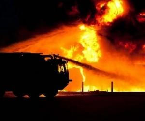 В Котласском районе в пожаре погибли мать и ее ребенок