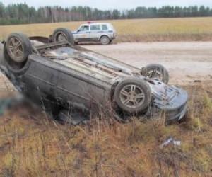 В Красноборском районе погиб пассажир в ДТП