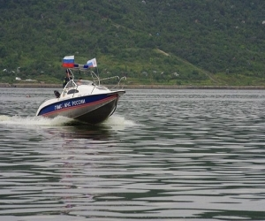 Застрявшим рыбакам на безлюдном острове посреди Северной Двины понадобилась помощь спасателей