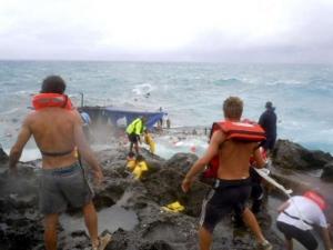Архангельские спасатели ищут иноков, пропавших в Белом море