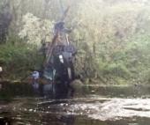 Под Архангельском машина с пассажирами улетела в речку, двое детей погибло