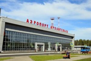 Телефонный террорист пытался сорвать работу аэропорта в Архангельске