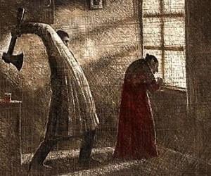 В Няндоме произошло убийство по книге Достоевского