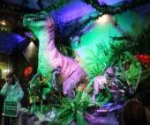 В Вельском районе появились поющие динозавры