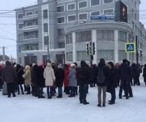 В Архангельске массово эвакуируют школы и другие учреждения