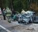 В аварии с участием четырех машин близ Архангельска погибла супружеская пара