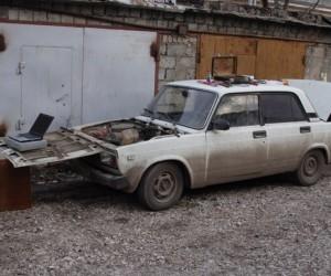Житель Архангельска угонял старые авто