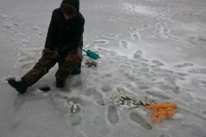 Жительница Архангельска провела в холодной воде около получаса