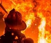 В Северодвинске при пожаре погиб бездомный