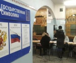 В Архангельской области прошло голосование за президента РФ