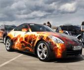 Зачем нужно  брендировать автомобиль?