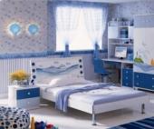Как цветовая гамма детской комнаты влияет на психику и развитие ребенка
