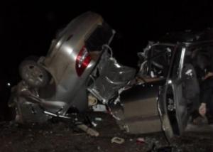 В ДТП погибли пять человек под Архангельском