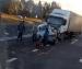 В Архангельской области легковушка столкнулась с большегрузом