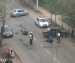 В Соломбале правоохранители приследовали мотоцикл