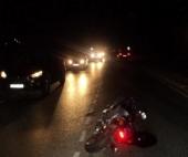 В Архангельске мотоциклист насмерть сбил на пешеходном переходе велосипедиста