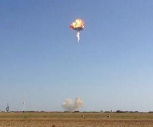 В Поморье взорвалась запущенная ракета с Плесецка