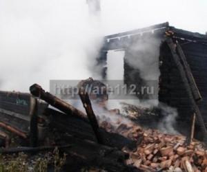 В Архангельской области при пожаре погибли два человека
