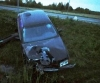 В Архангельской области на трассе сбили водителя
