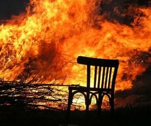 У бизнесмена из Няньдома вновь уничтожили имущество