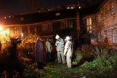 В жилом доме в центре Архангельске обрушились перекрытия