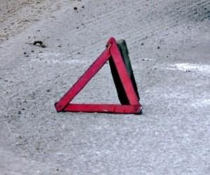 Шесть машин столкнулись на трассе Архангельск-Северодвинск