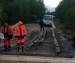 В Архангельске произошло обрушение моста