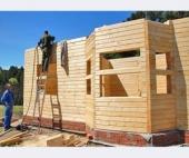 Как построить дом за 10 часов – способ продемонстрировала община аманитов