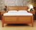 Деревянная кровать - это лучший выбор