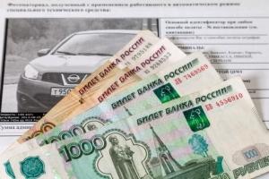Житель Котласа заплатил 100 тысяч рублей штрафа, чтобы не потерять водительские права