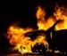 В центре Архангельска сгорел еще один автомобиль