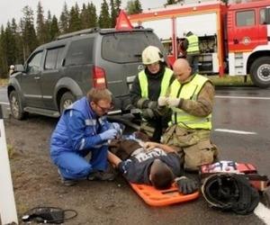 Под Архангельском на трассе в ДТП пострадали три человека