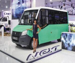 Новый продукт Нижегородского автозавода