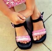 Детская обувь - важный этап в жизни ребенка
