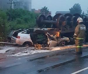 В ДТП в Котласе погибли три человека