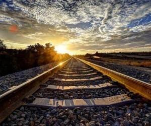 В Архангельской области на железной дороге погиб монтер пути