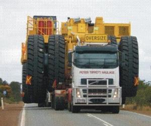 Решение проблем с негабаритными перевозками