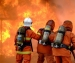 В Архангельске произошел крупный пожар