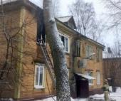 В Архангельске в пожаре погибли два человека