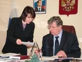 В Поморье покинул свой пост главный федеральный инспектор