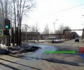 В Архангельске водитель сбил пятиклассника
