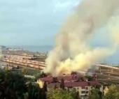 При пожаре в Адлере погибли две жительницы Архангельска