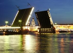 Санкт-Петербург - архитектурный город