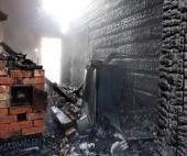 В Архангельской области в пожаре погибли двое детей