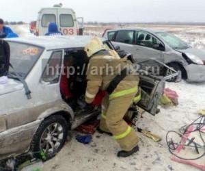 В Поморье из-за водителя 2 человека были госпитализированы