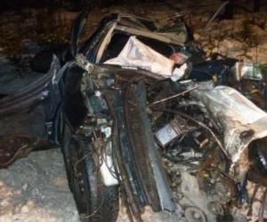 На Архангельской трассе произошло смертельное ДТП